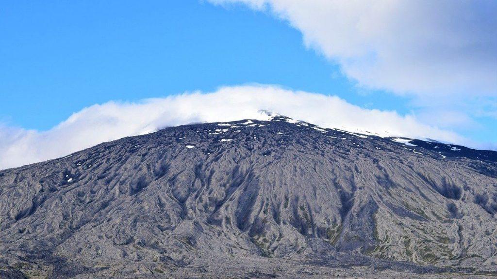 Vulkaner på Island: Snæfellsjökull