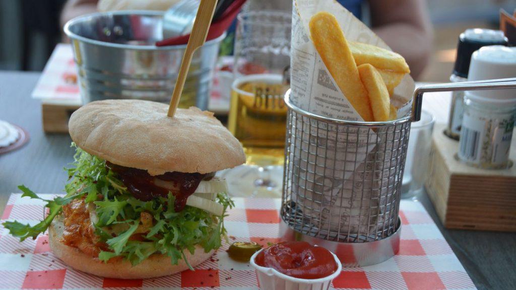 hamburgare Tyskland