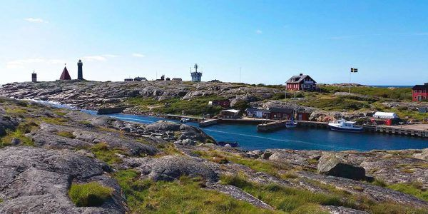 Åka på seglingsresa i Sverige