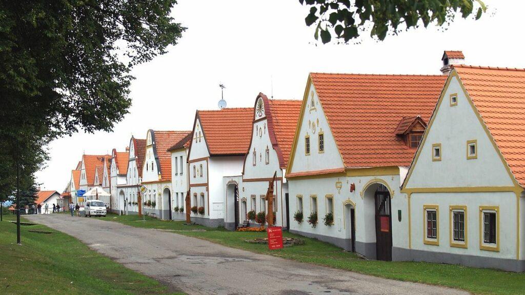 Unesco världsarv i Tjeckien - Holašovice