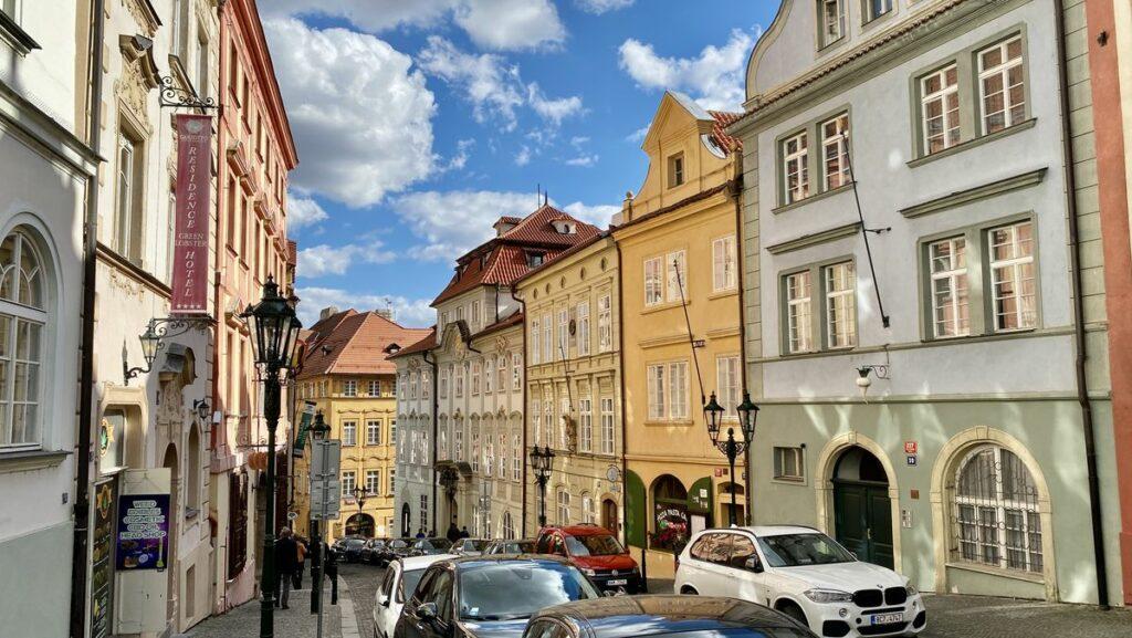 Boende i Prag
