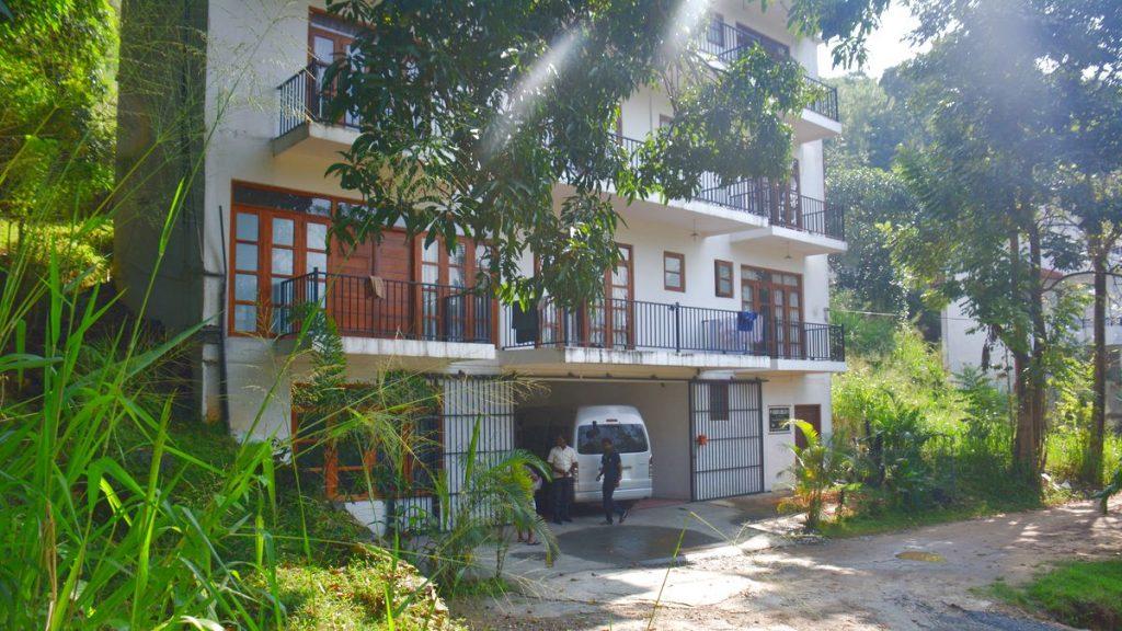 Hotell i Kandy