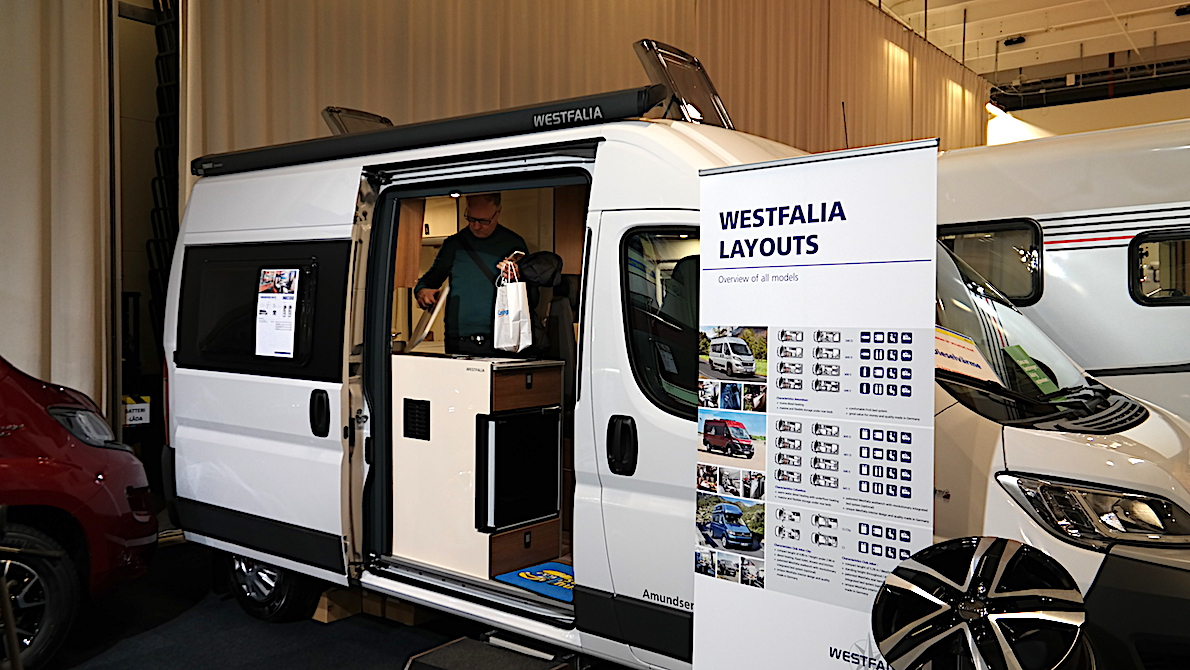 Husbil från Westfalia