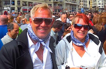 Peter och Helena FREEDOMtravel reseblogg