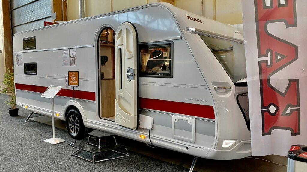 Husvagnar 2021 från Kabe - Safir