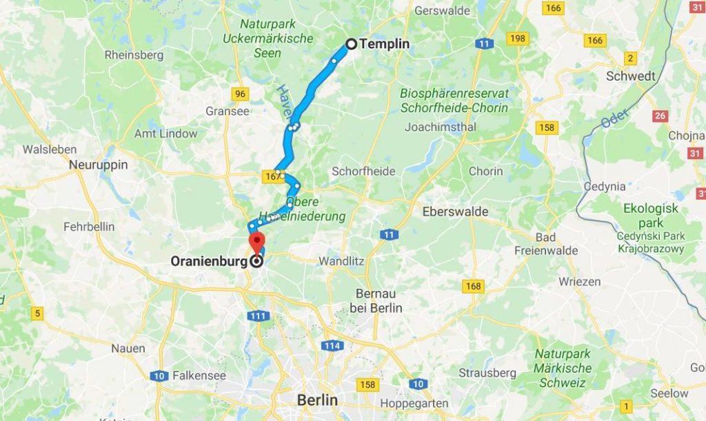 Till Oranienburg