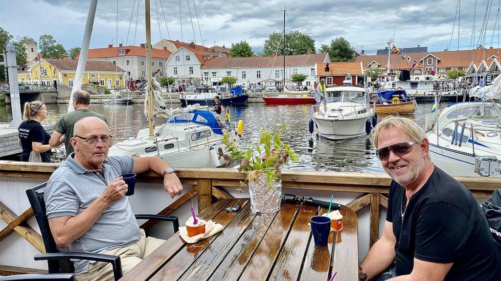 Kenneth och Peter i Askersund
