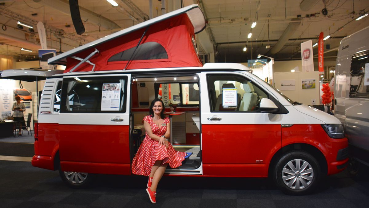 Kepler Sixty caravan Stockholm 2019