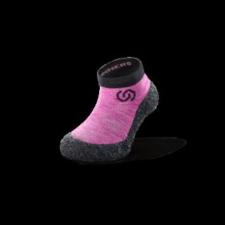 Skinners skostrumpa barn rosa