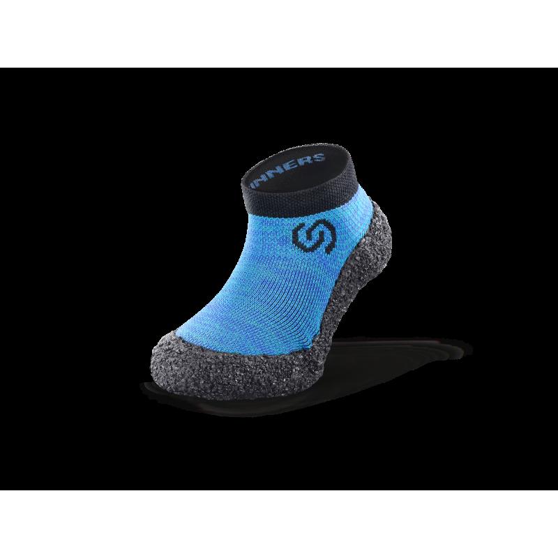 Skinners skostrumpa barn blå