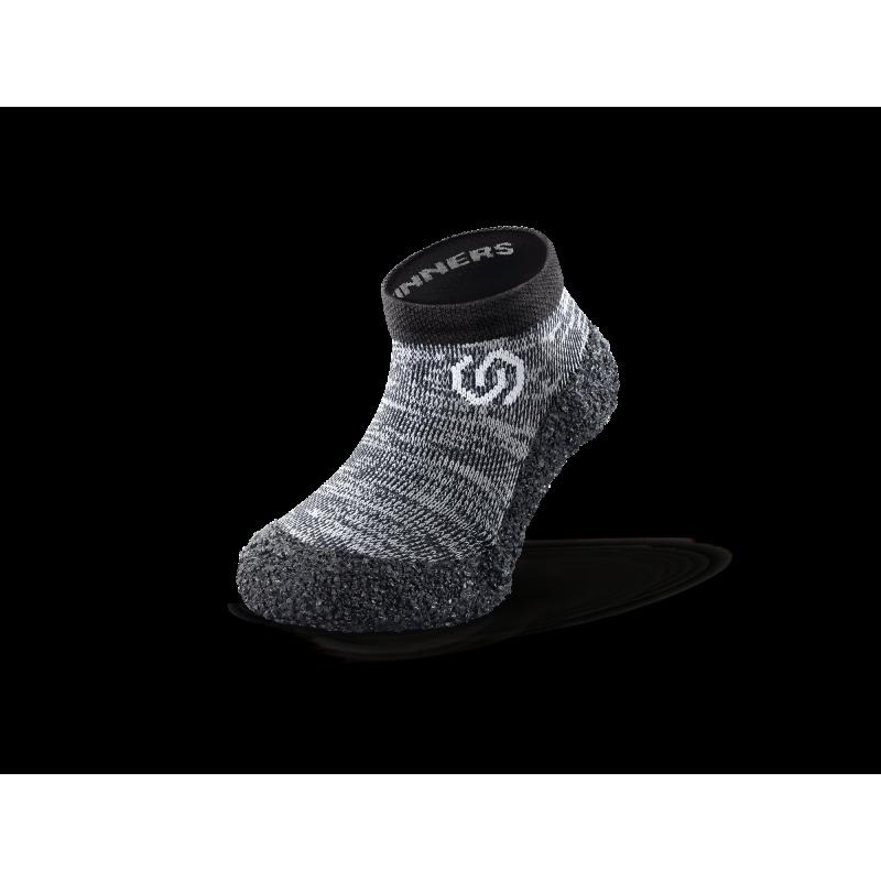 Skinners skostrumpa barn granitgrå