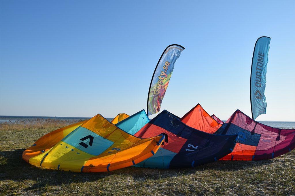 Kitesurfing i Skåne