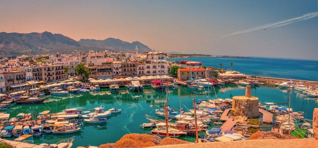 Girne på Cypern