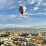 Luftballong i Kappadokien – ett äventyr för livet