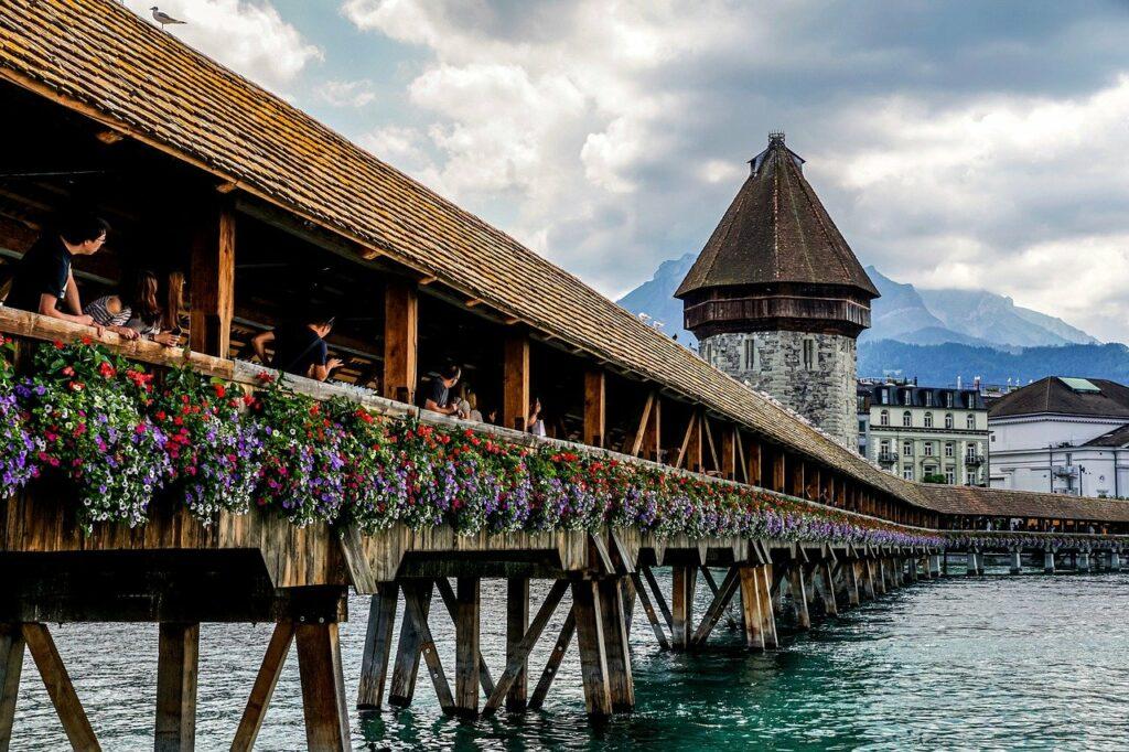 Fakta om Schweiz