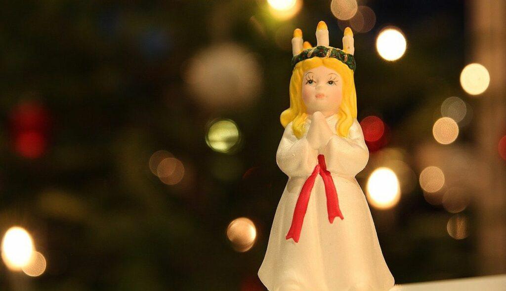 Varför firar vi Lucia?