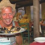 Konsten att äta en måltid i Italien