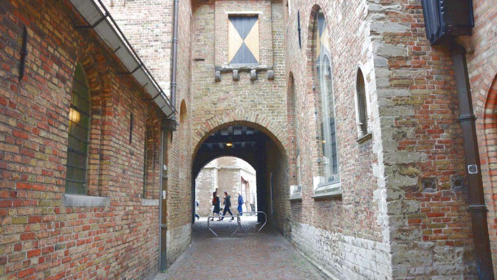 medeltidsstaden brygge