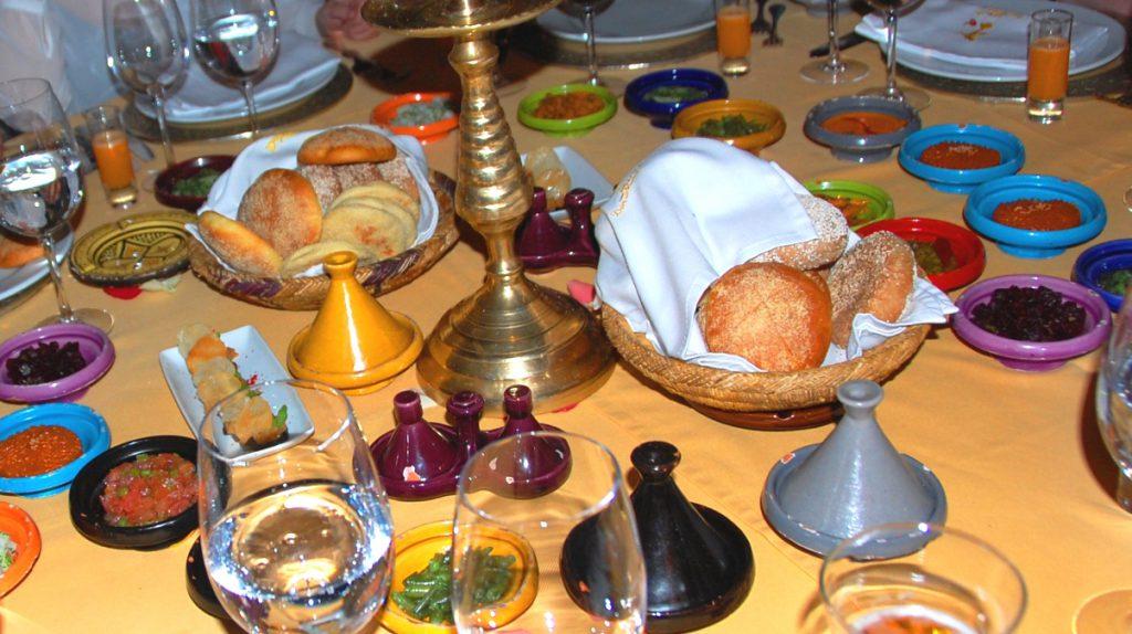 middag marrakech
