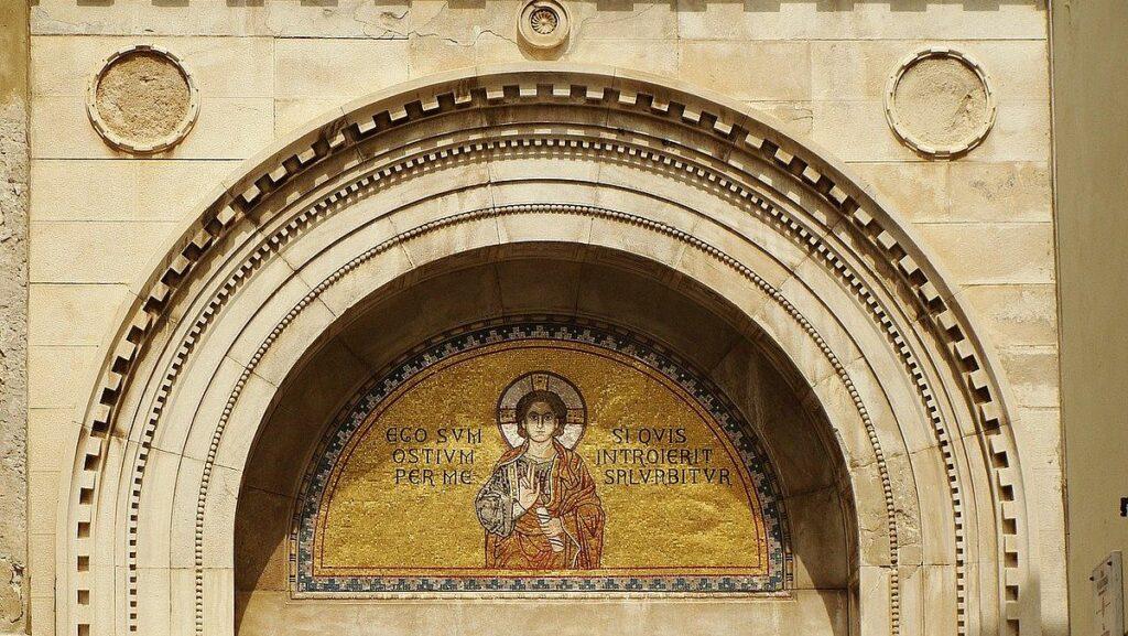 Unesco världsarv i Kroatien - Porec basilika