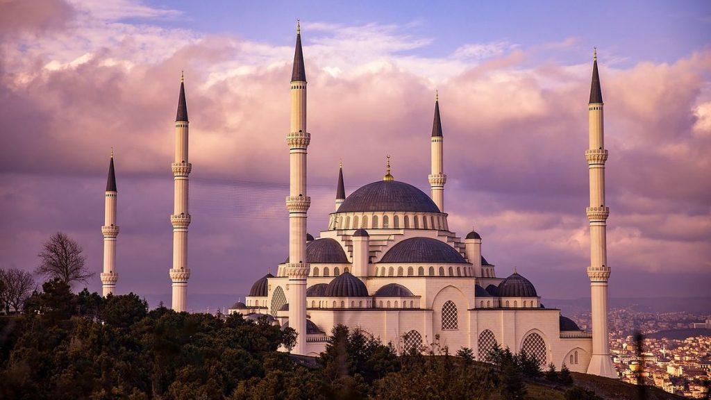 Europas största stad Istanbul