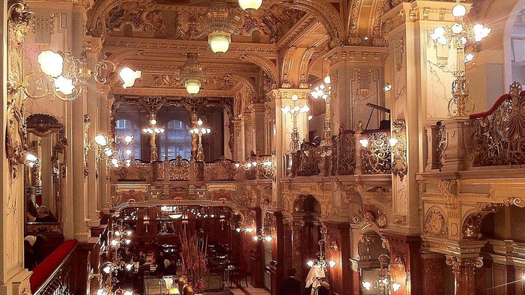 Caféer i Budapest - New York Café