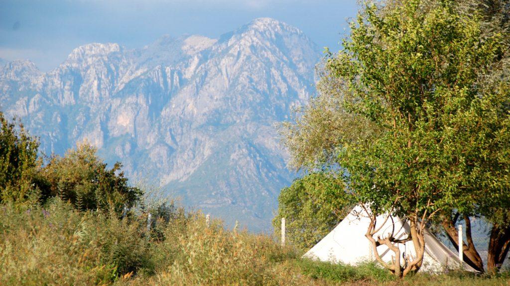 norra Albanien