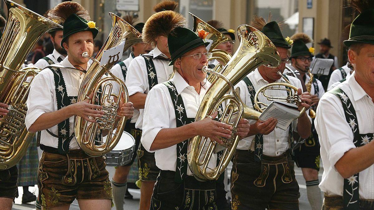 Oktoberfest i Tyskland
