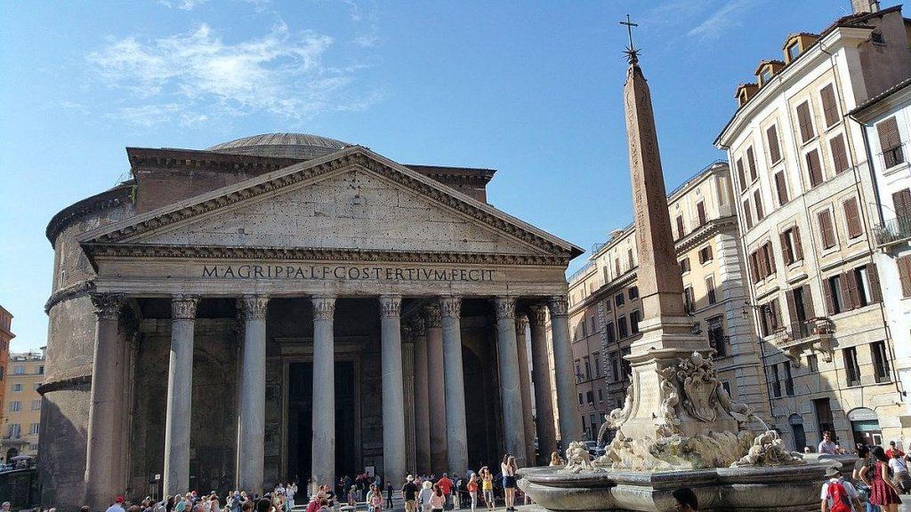 Göra i Rom - se Pantheon