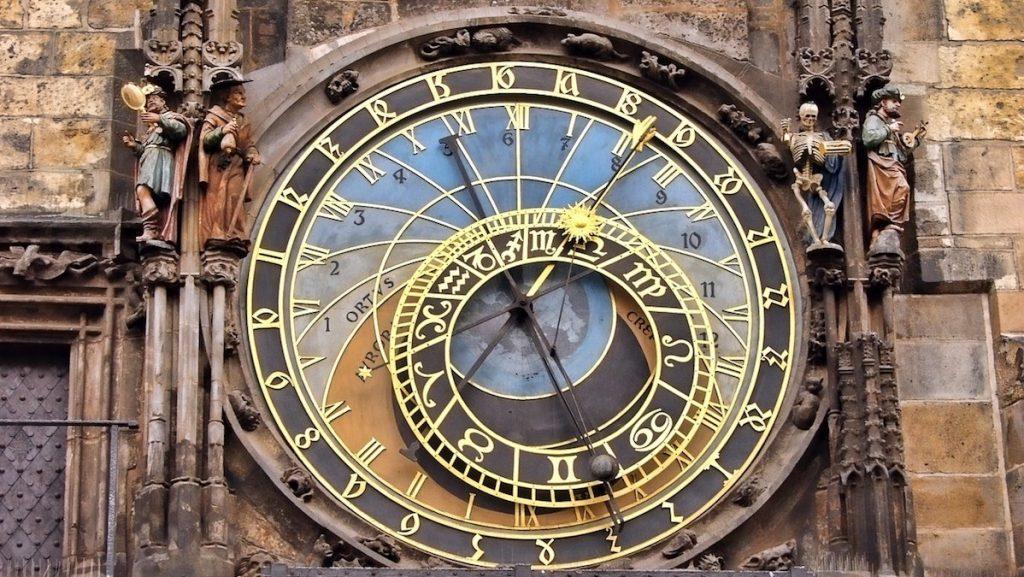 Astronomiska uret i Prag