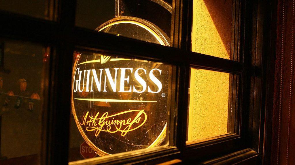 Fakta om Irland - Guinness