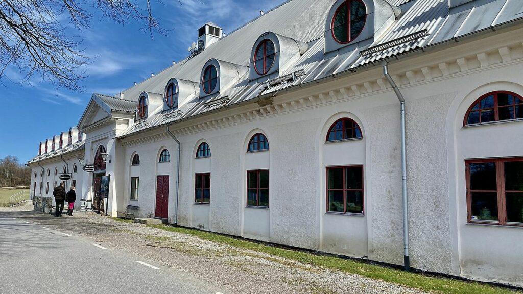 Restaurang vid Öster Malma slott