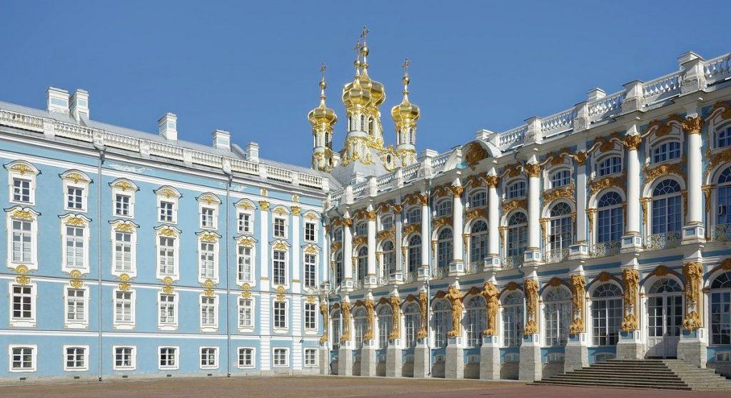 Europas största städer: St Petersburg