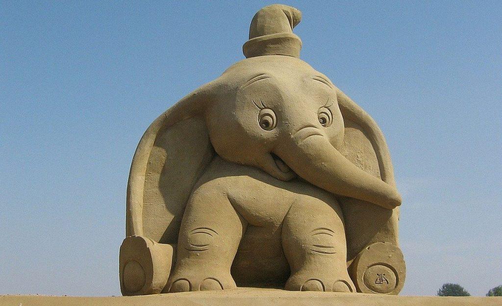 Sandskulptur