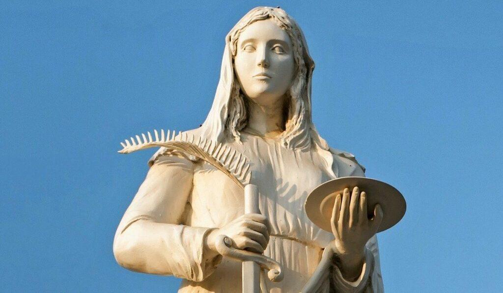 Helgonet Lucia