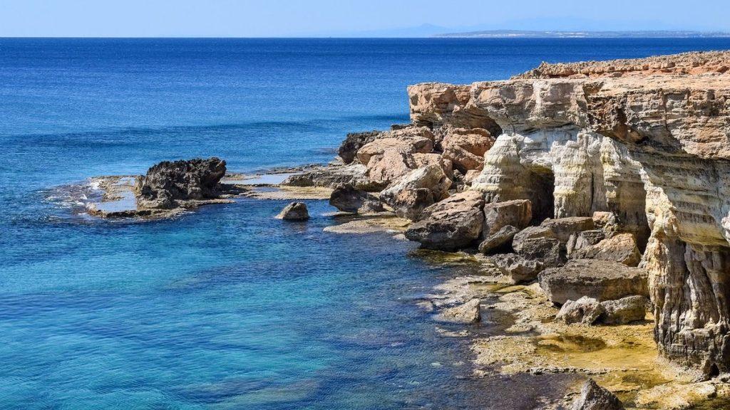 Cypern Medelhavet