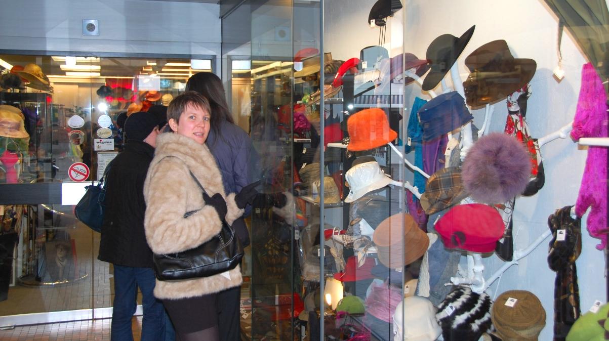 shopping Hasselt