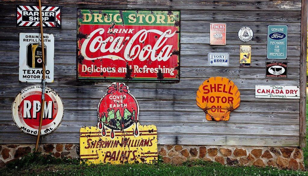 Reklam och märkning för samarbeten
