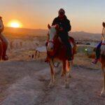 Hästridning i Kappadokien – upplevelse i solnedgången