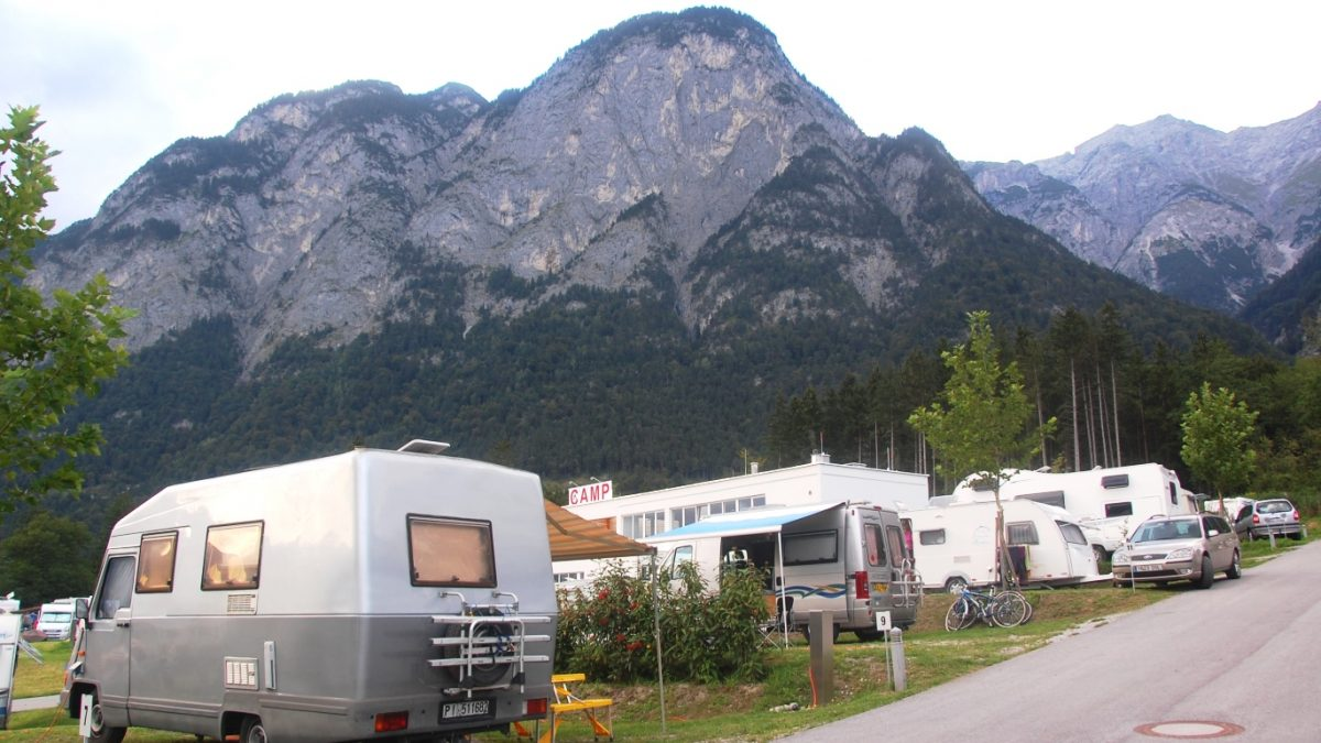 Campingar Och Ställplatser I österrike Freedomtravel
