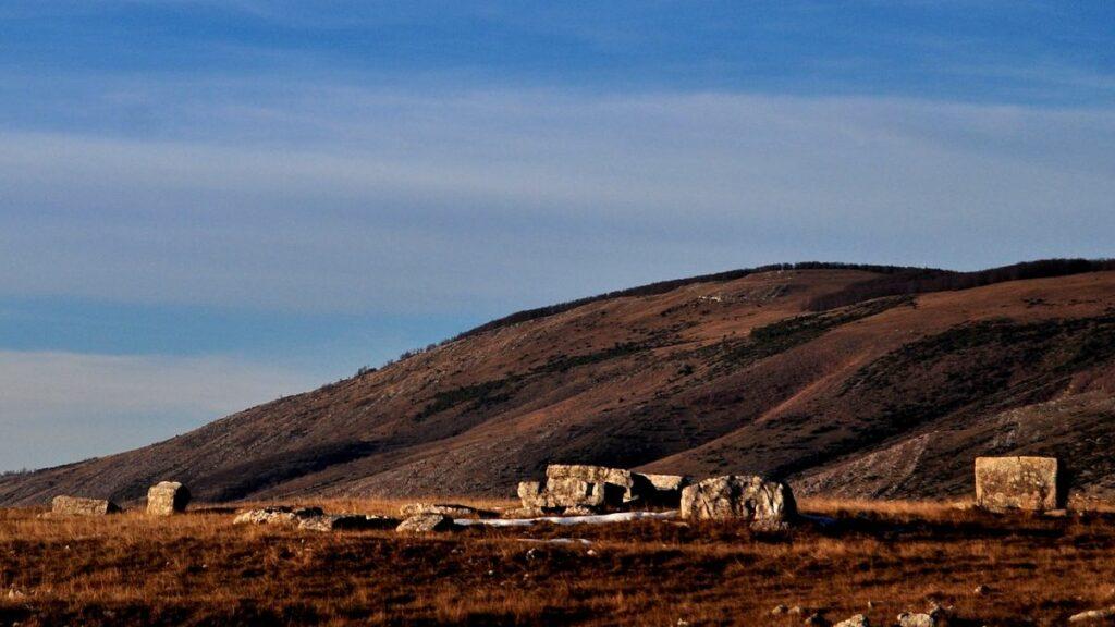 Unesco världsarv i Kroatien - Stećci medeltida gravstenar