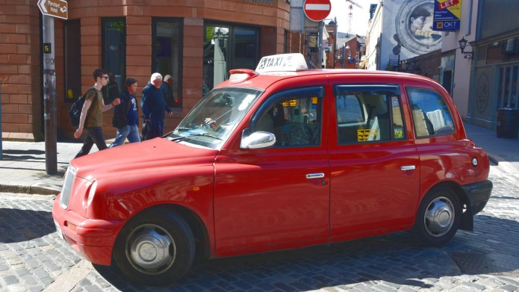 Taxi Belfast