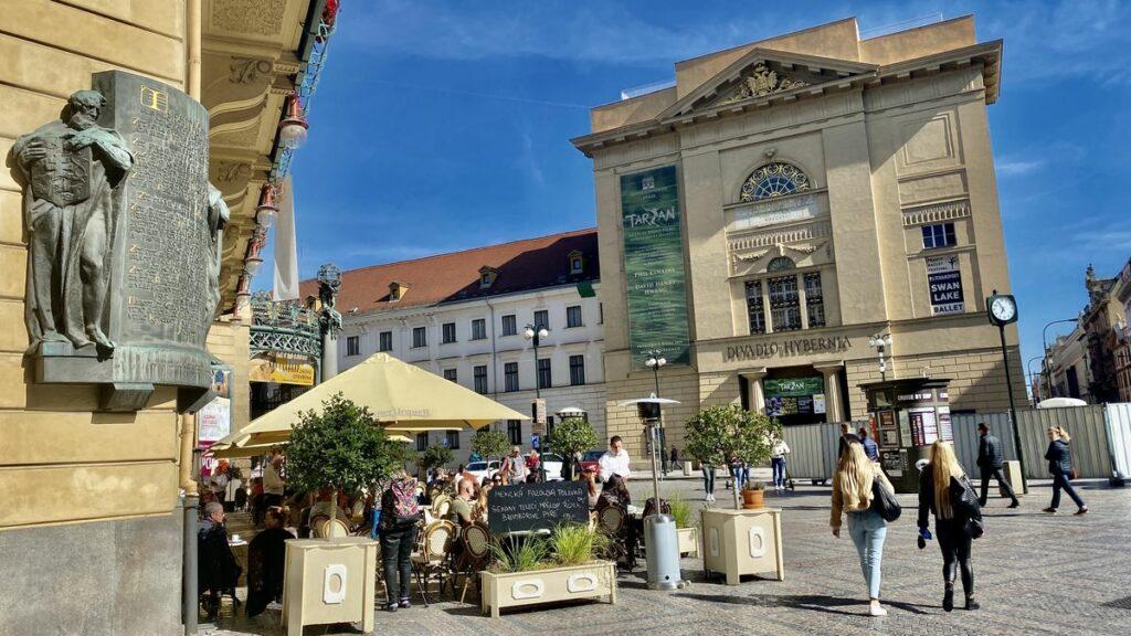 Göra i Prag - Estates-teatern