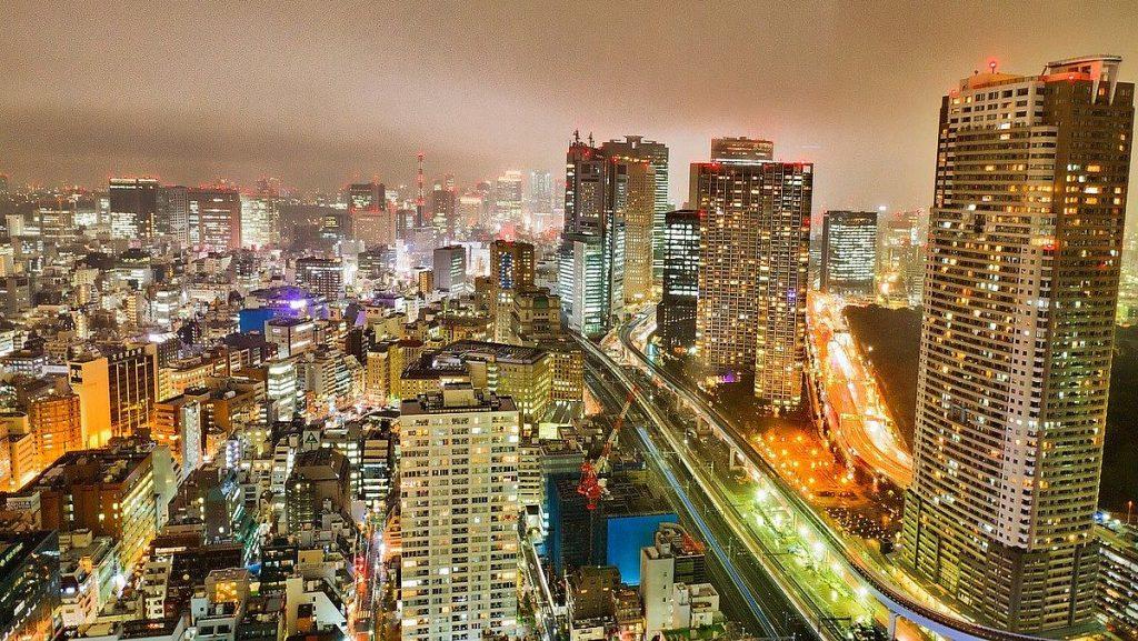 Bästa resmålen 2020, Tokyo