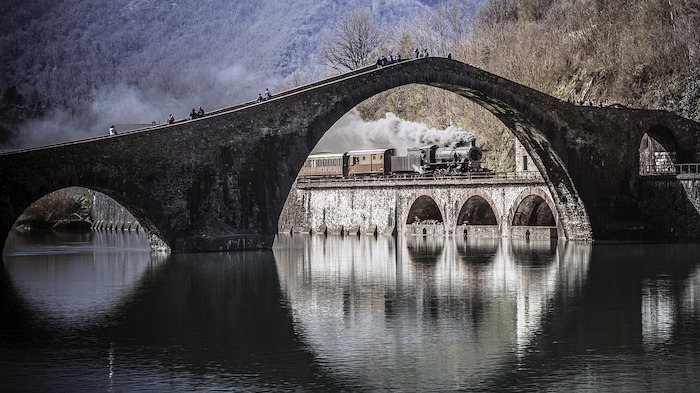 Tåg i Ungern