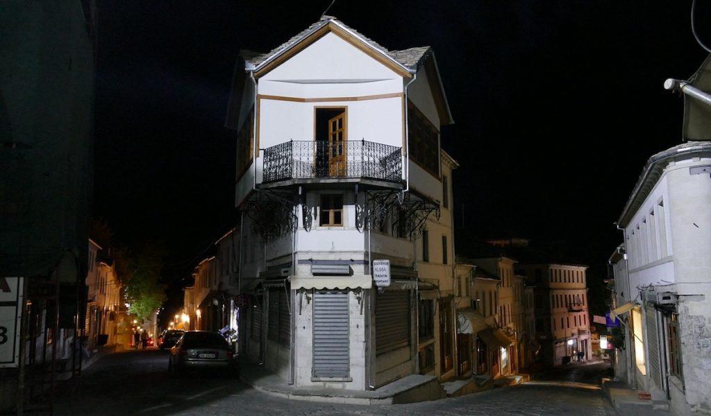 Staden Gjirokaster