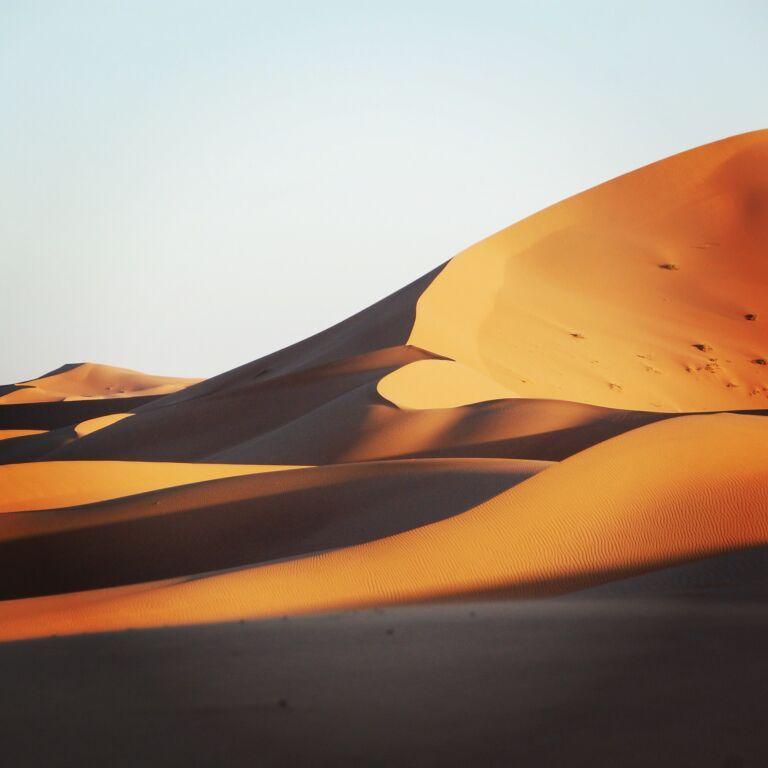 Marocko, Sahara
