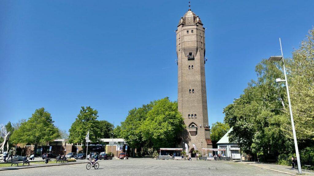Göra i Trelleborg - vattentornet