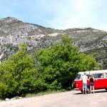 Camping är för äventyrare